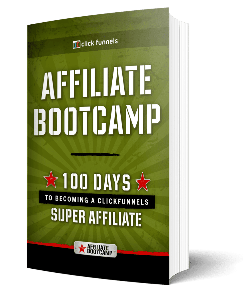 affiliate bootcamp challenge