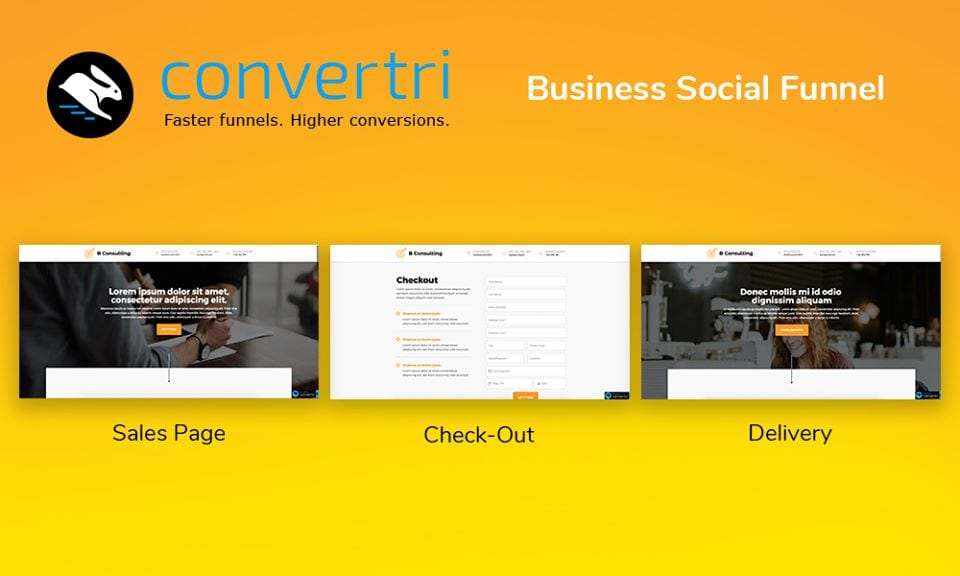 convertri funnels