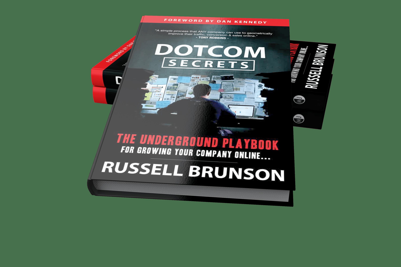 clickfunnels dotcom secrets PDF