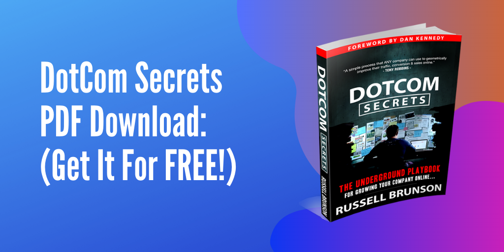 dotcom secrets pdf download