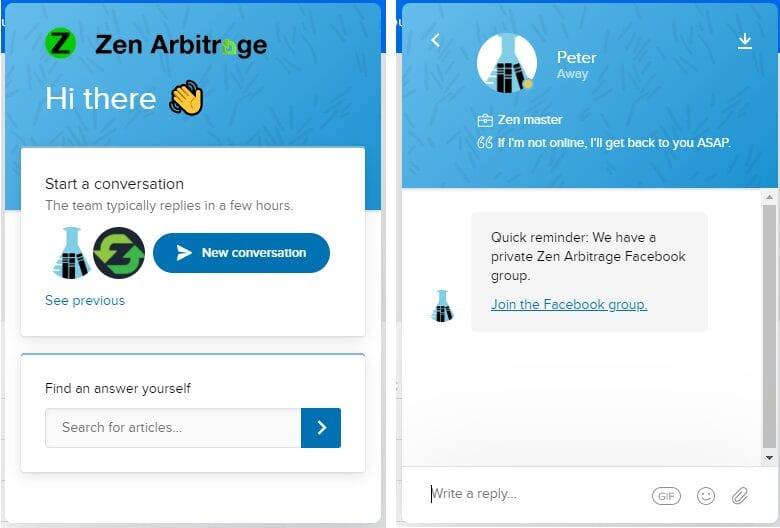 zen-arbitrage-chat-support