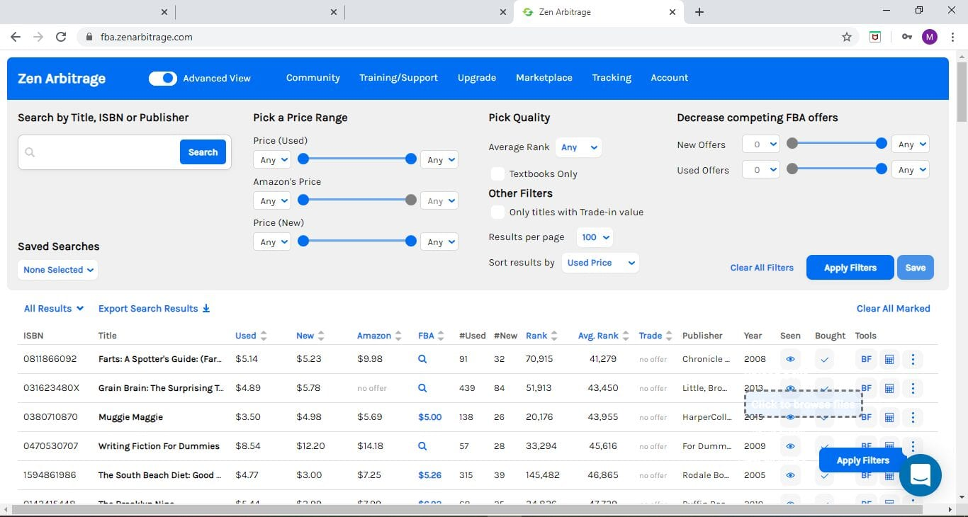 zen-arbitrage-dashboard