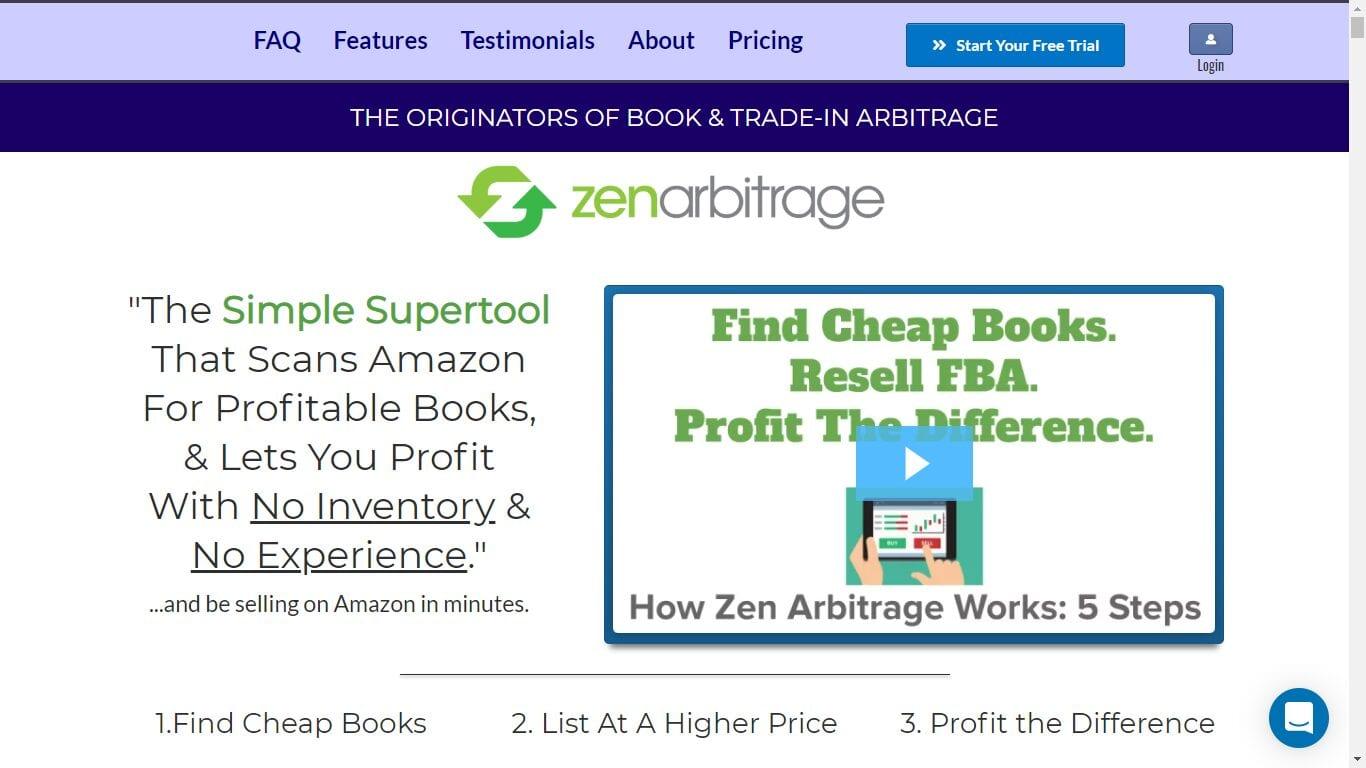 zen-arbitrage-website